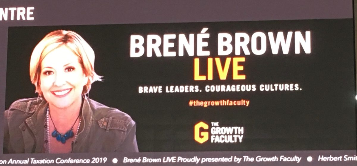 Brene Brown in Melbourne