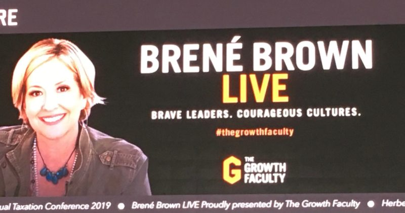 Brene Brown in Melbourne